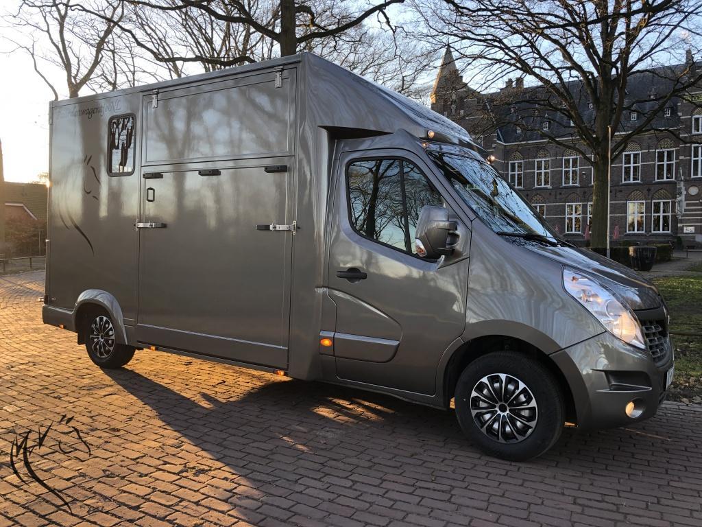 Renault, opbouw 2019 demo
