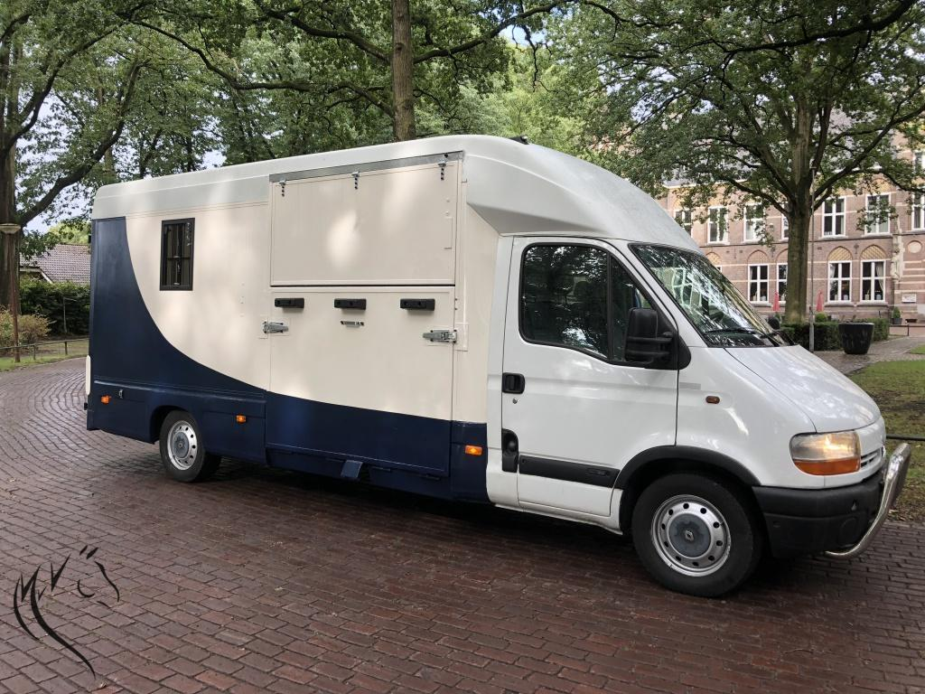 Renault Master, Durisotti opbouw
