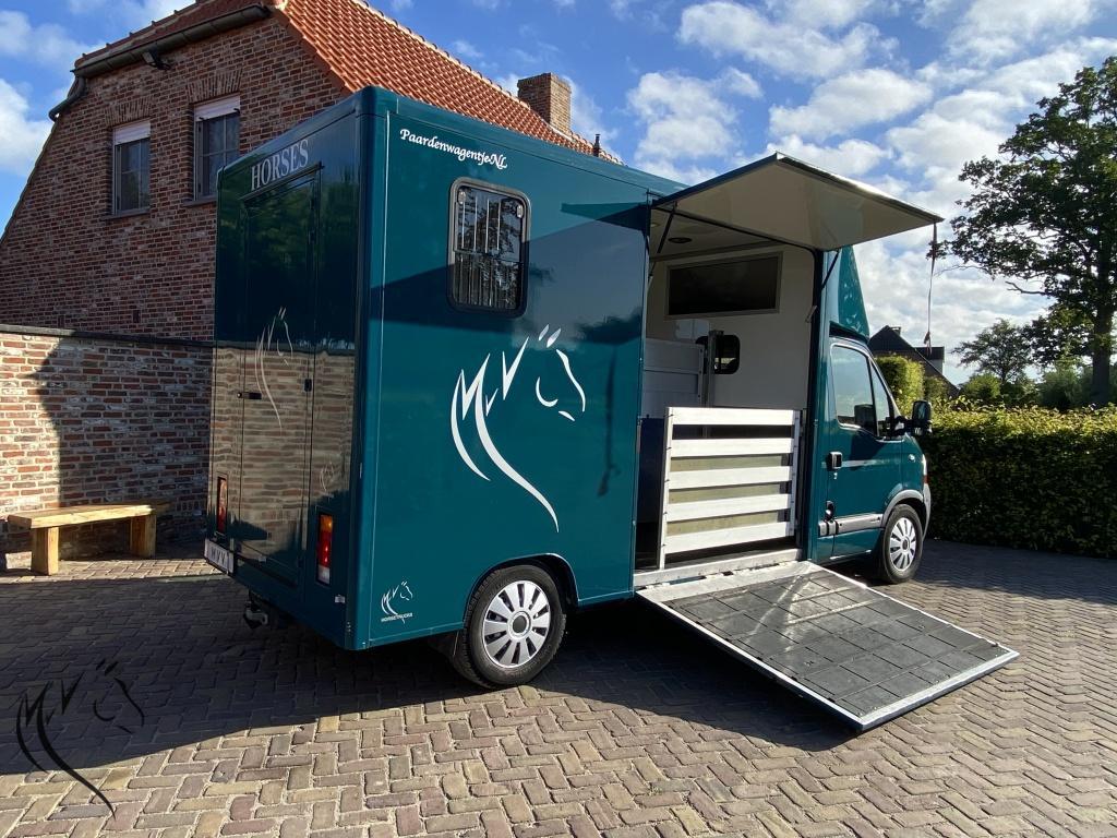 Paardenwagen foto 7