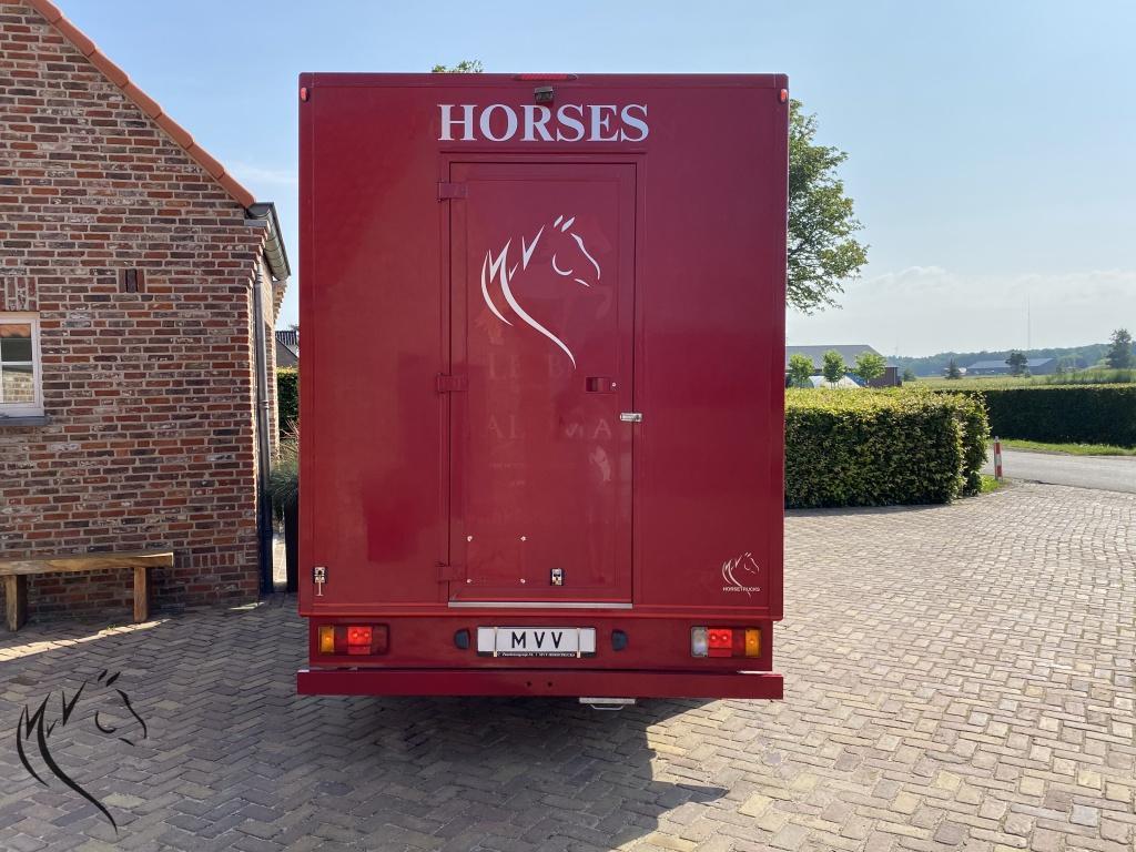 Paardenwagen foto 4