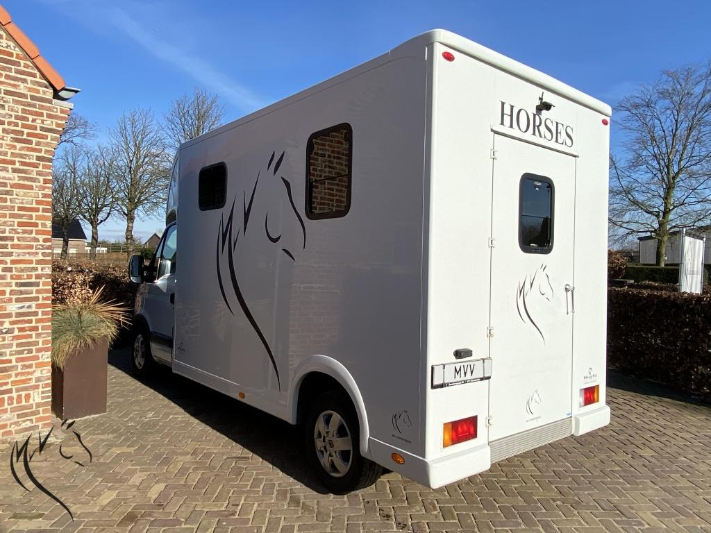 Paardenwagen foto 5