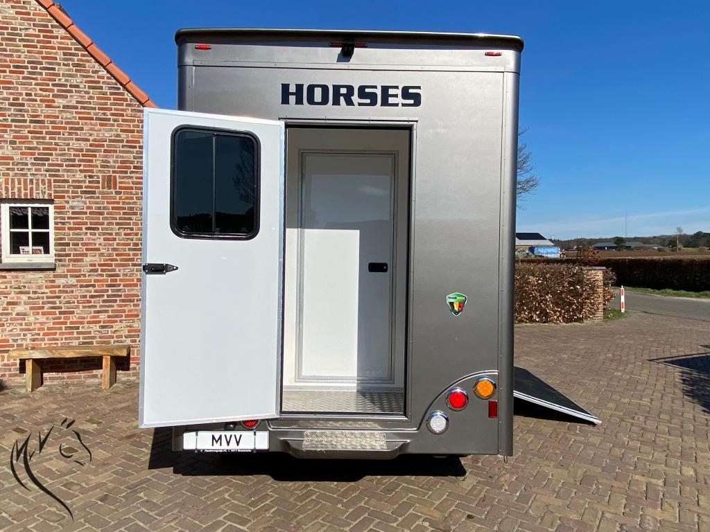 Paardenwagen foto 9