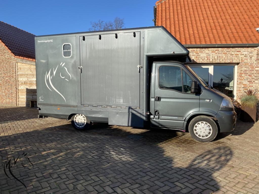 Paardenwagen foto 1